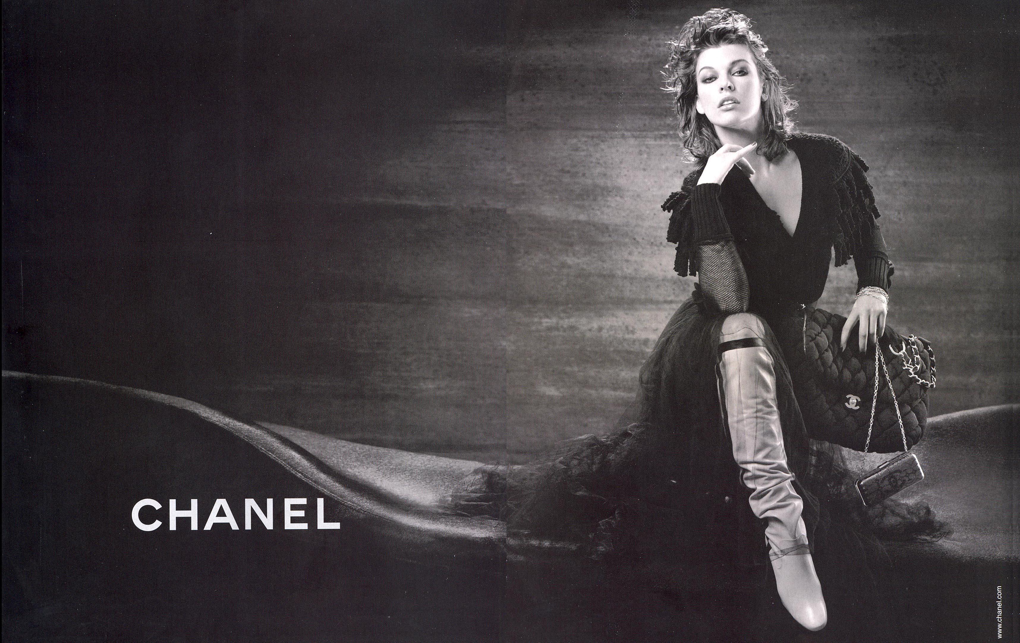 Chanel Fashion Photography