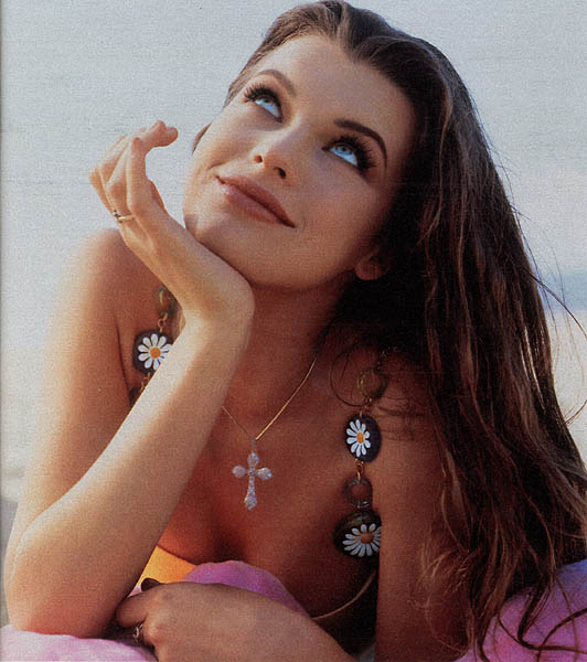 Ready help Milla jovovich when she was young sorry, that