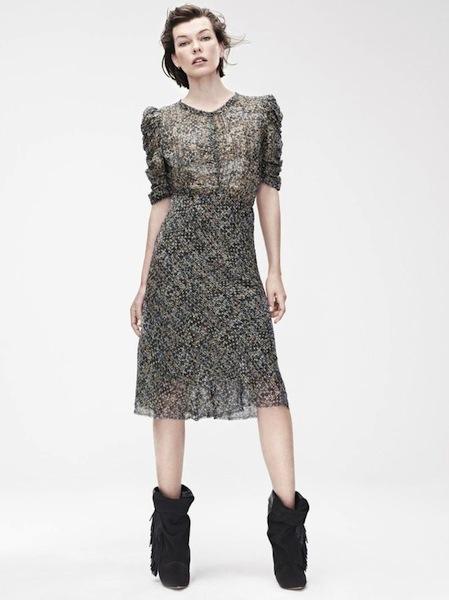 MillaJ.com :: The Official Milla Jovovich Website :: Gallery - H&M
