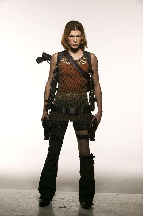 MillaJ.com :: The Offi... Milla Jovovich Resident Evil Apocalypse