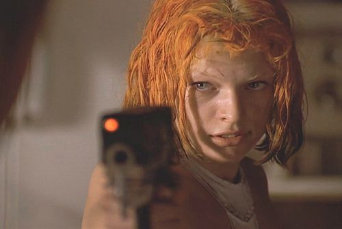MillaJ.com :: The Offi... Milla Jovovich Photos From The Fifth Element