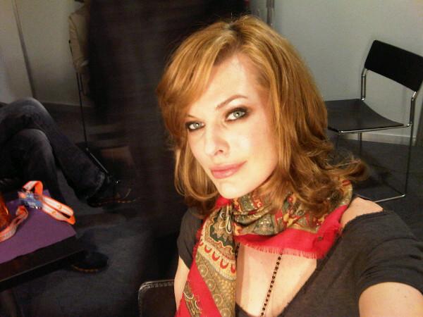 Milla Jovovich Twitter... Milla Jovovich Twitter
