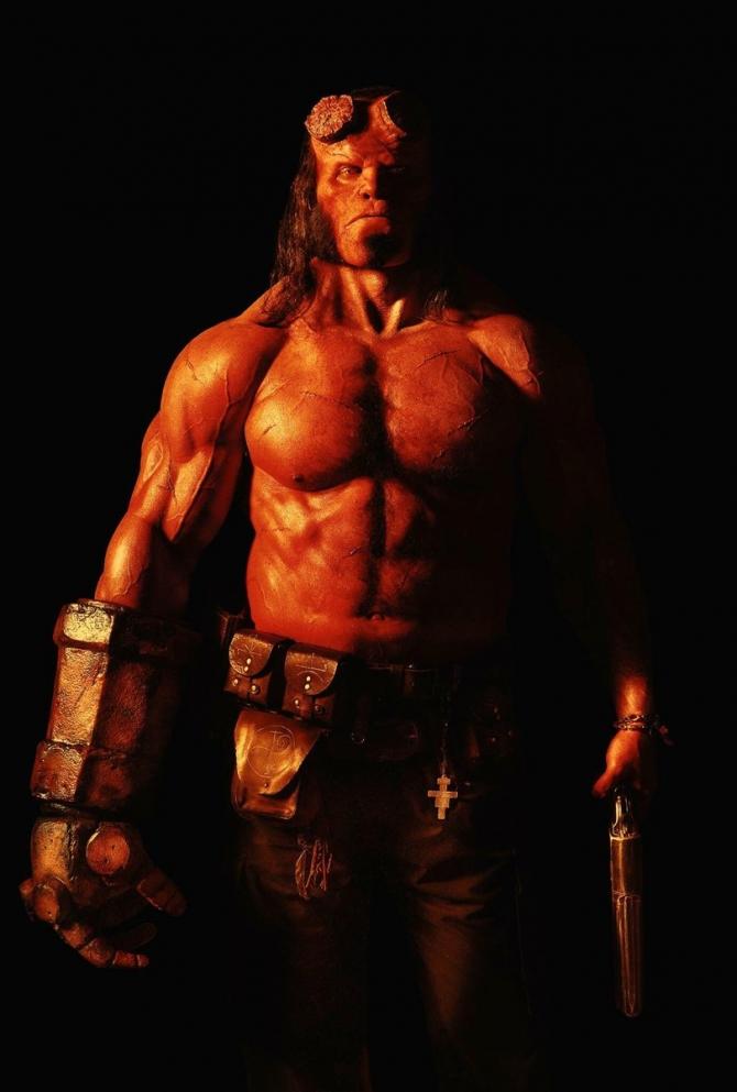 MillaJ.com :: The Offi... Milla Jovovich Hellboy