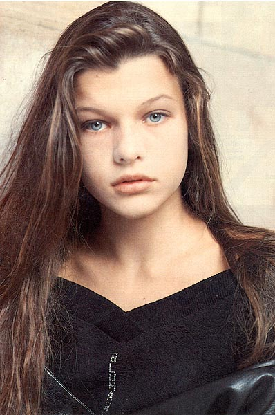 Young Girl Models Nn: MillaJ.com :: The Official Milla Jovovich Website :: What